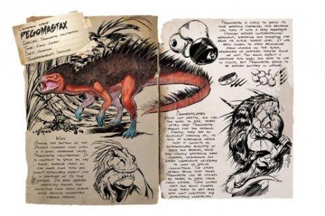 方舟生存进化双坚颌龙怎么驯服?